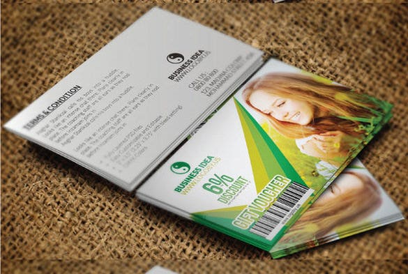 gift voucher cards sample template