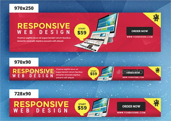 24+ Banner Ad Templates – Free Sample, Example, Format Download ...
