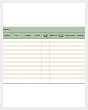 Free Excel Format Inventory List Template