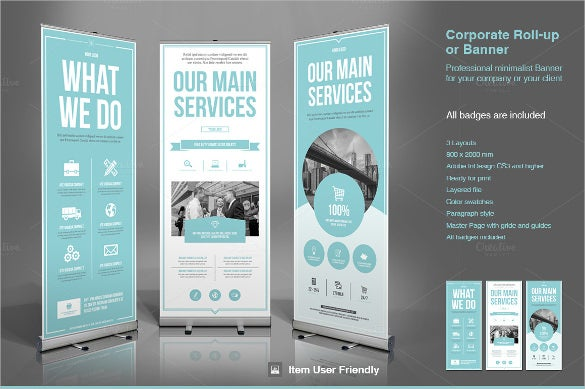 22 banner design templates free sample example format download business sample banner design template fbccfo Choice Image