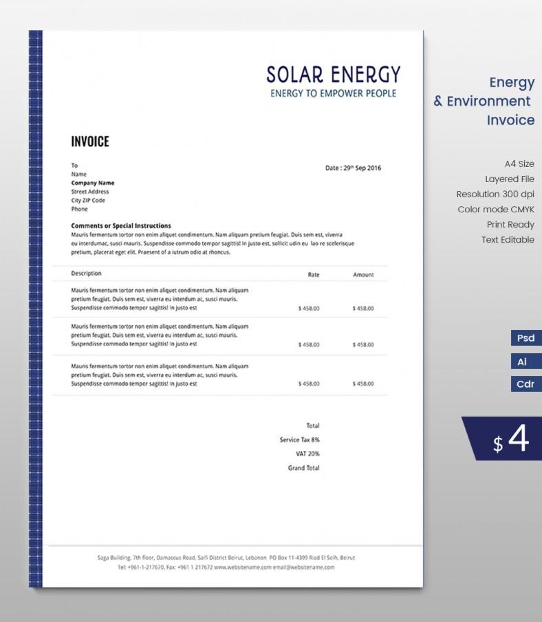 EnergyAndEnvironment_Invoice