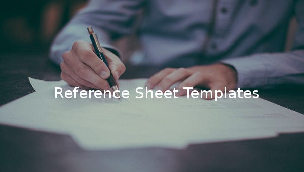 referencesheettemplates