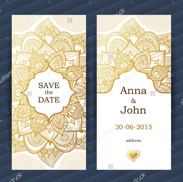 21 save the date bookmark templates free sample for Publisher save the date templates