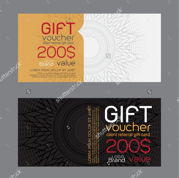 sample gift voucher template download