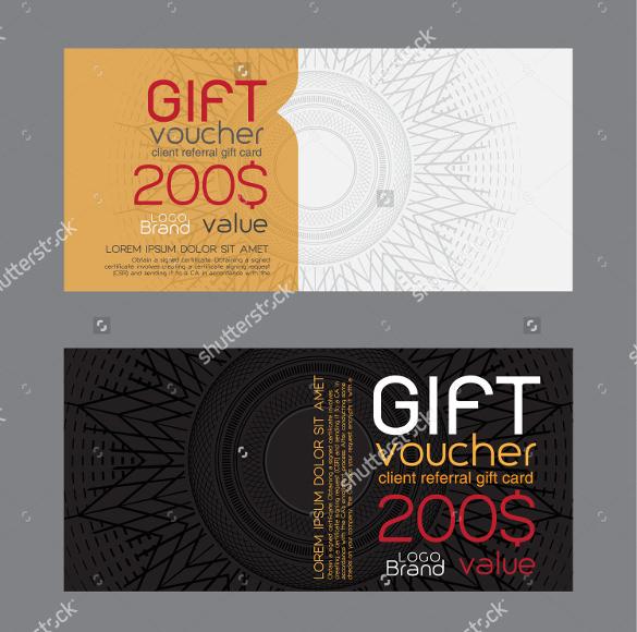 sample gift voucher template download