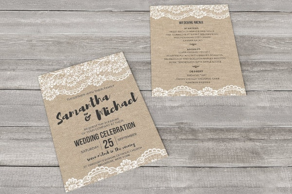 burlap-and-lace-wedding-invitation