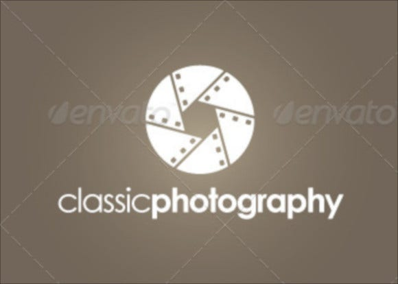 classic photography logo download