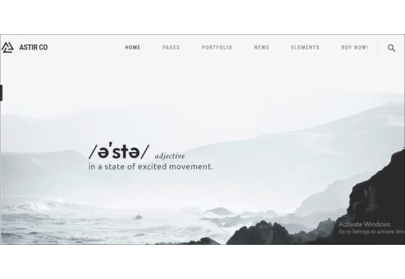 creative-wordpress-theme-for-artists
