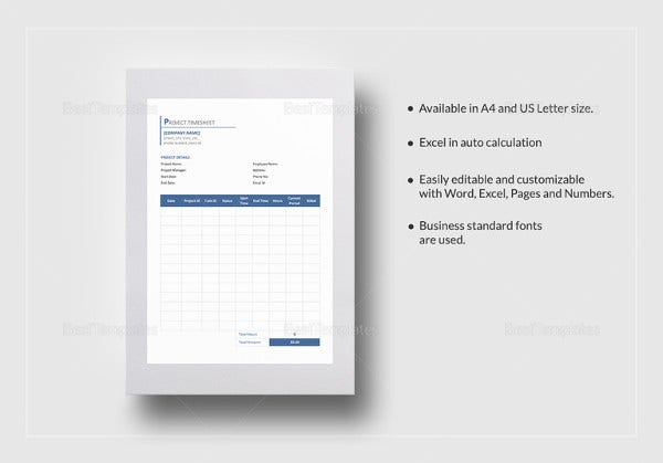 easy-to-print-project-timesheet-template