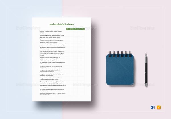 employee-satisfaction-survey-template