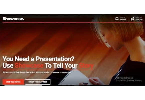 fullscreen slides wordpress theme
