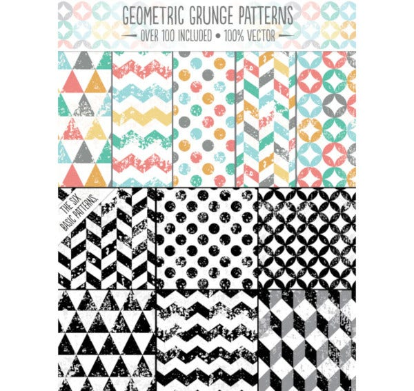 geometric-grunge-pattern