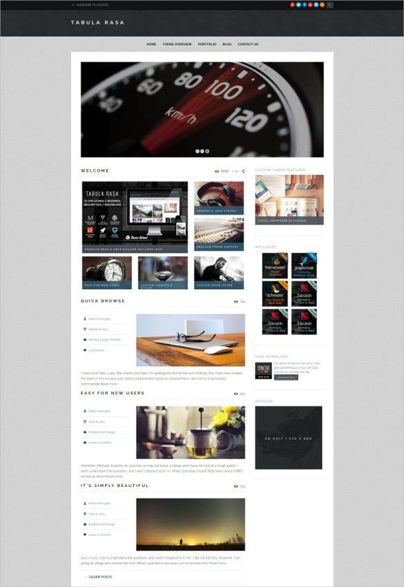 metro magazine corporate html5 template11