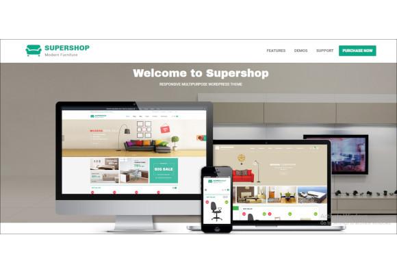 responsive woocommerce shopping wordpress theme