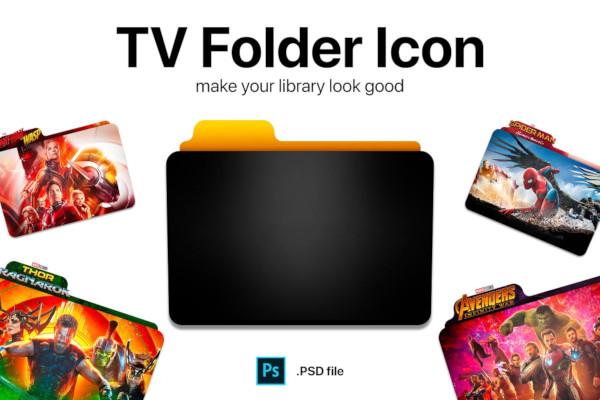 tv folder icon