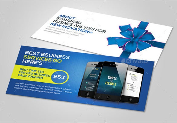 example mobile apps business gift vouchers