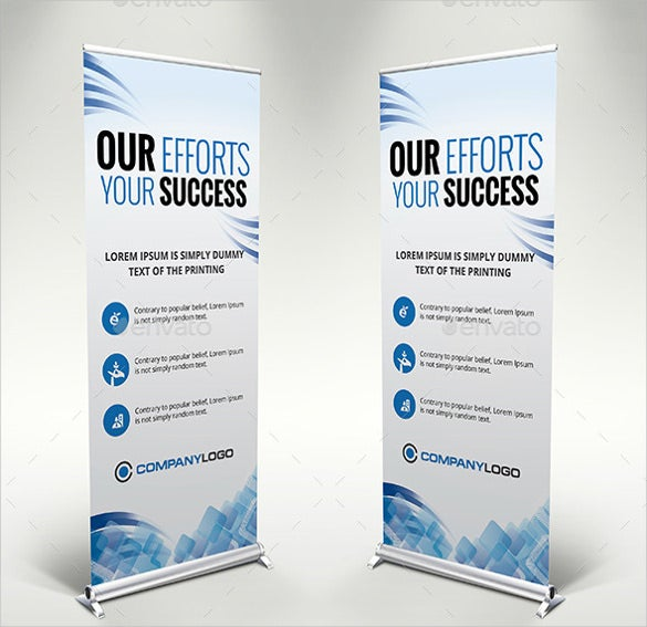 ad rollup sample banner template