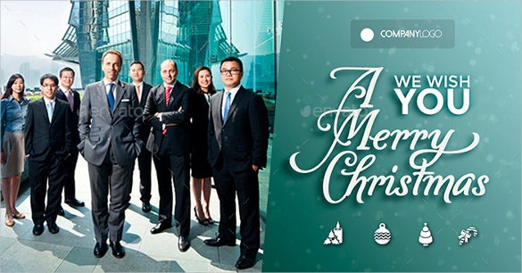 christmas sample facebook banner