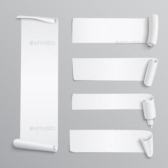 blank white bookmark templates download