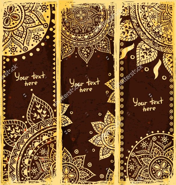 20 wedding bookmark templates psd vector eps free for Design a bookmark template