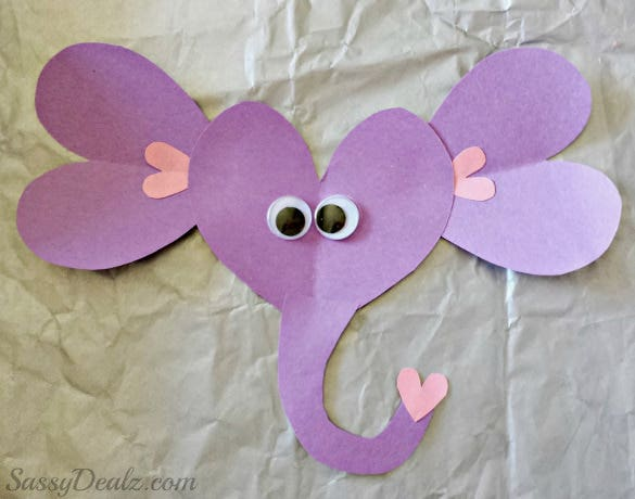 21 best construction paper ideas free premium templates for Inspirational valentine crafts