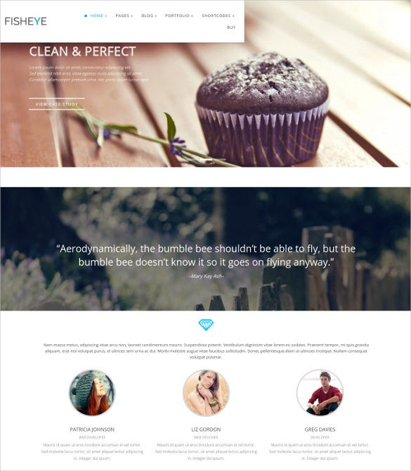 multi purpose photography wordpress theme