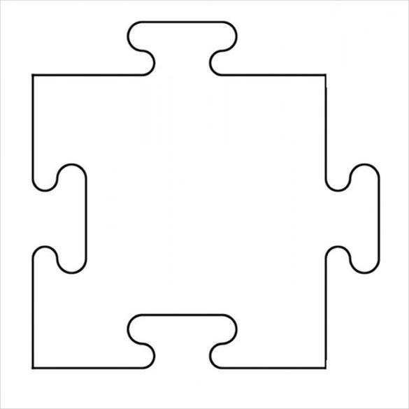 jigsaw puzzle template for word - puzzle piece template 19 free psd png pdf formats