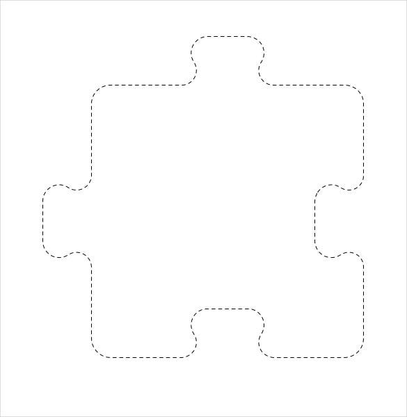 Puzzle Piece Template 19 Free Psd Png Pdf Formats Download Rh Net Printable Large