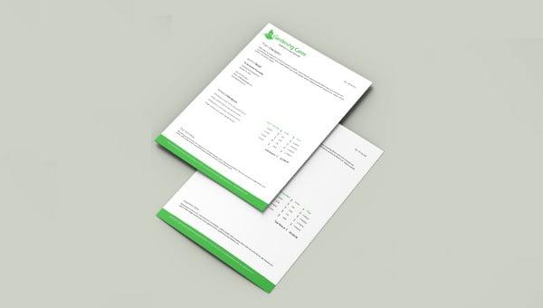 invoice template1
