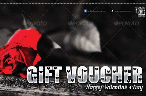 valentines day gift love coupon
