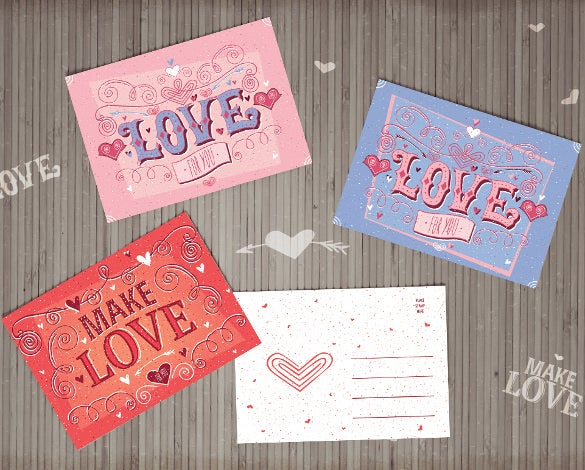 elegant love coupon template download