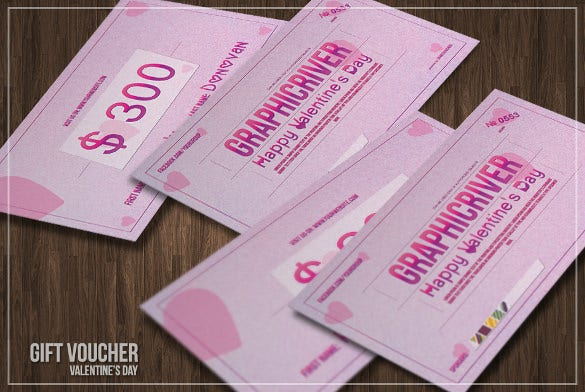 collection of love coupon templates