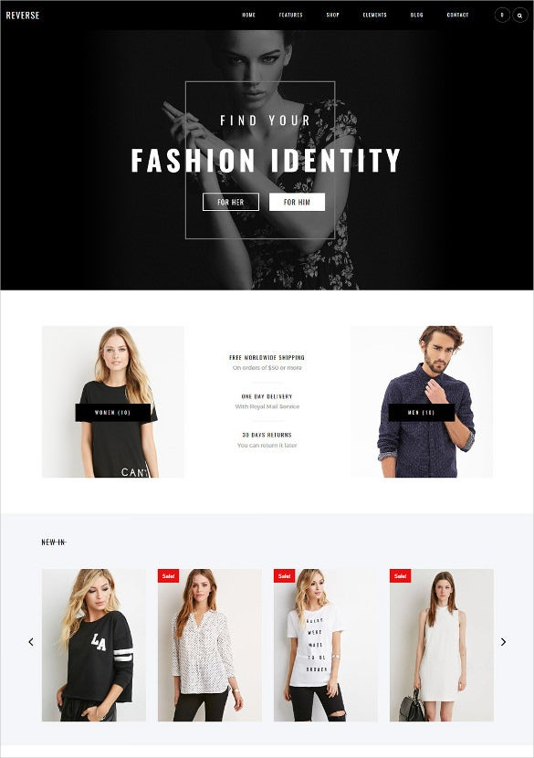 responsive woocommerce shopping theme