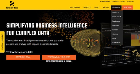 sisense business intelligence software