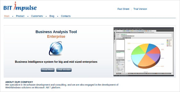 bitimpulse business analysis tool