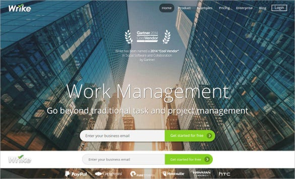 wrike work management business analysis tool