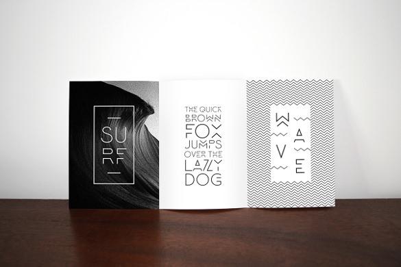 lombok typeface free font font for brochure logo