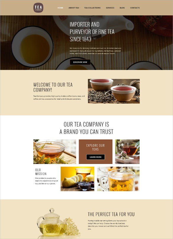 Food recipe blog website templates themes free premium tea shop responsive moto cms 3 blogger template 199 forumfinder Choice Image