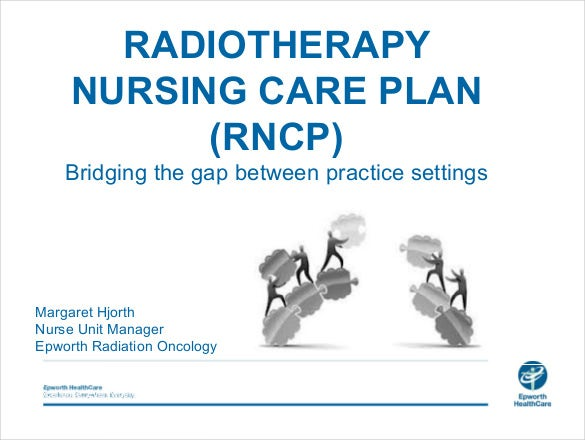 Radiotherapy Nursing Care Plan Free PDF