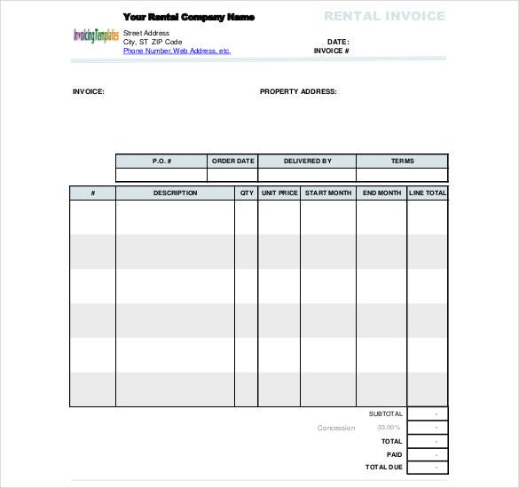 Opposenewapstandardsus  Pleasing Microsoft Invoice Template   Free Word Excel Pdf Documents  With Hot Rental Invoice Free Download Doc Format With Extraordinary Einvoices Also Wawf My Invoice In Addition Pages Invoice Templates Free And Delivery Invoice Template As Well As Definition Of Invoice In Accounting Additionally Email Invoicing From Templatenet With Opposenewapstandardsus  Hot Microsoft Invoice Template   Free Word Excel Pdf Documents  With Extraordinary Rental Invoice Free Download Doc Format And Pleasing Einvoices Also Wawf My Invoice In Addition Pages Invoice Templates Free From Templatenet