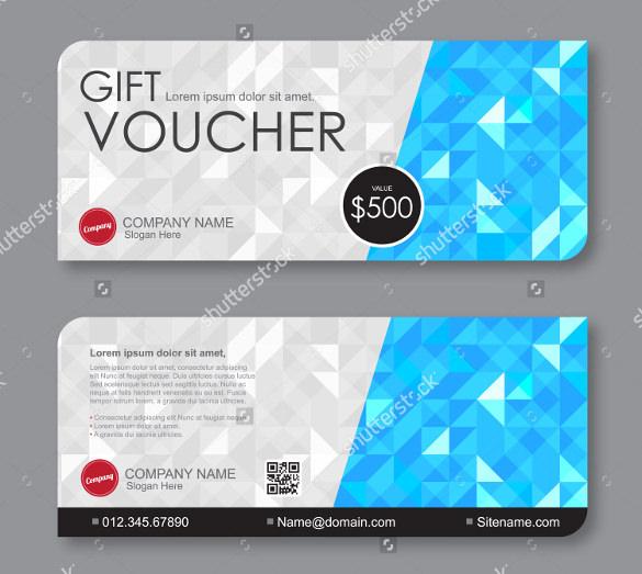 beautiful coupon design template download