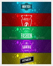Vintage Youtube Banner Art Template Download