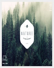 Nature Youtube Banner Background Template Download