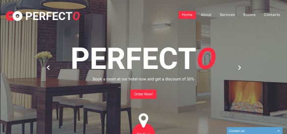 51 business bootstrap themes templates free premium templates perfecto business website template perfecto website template free demo download flashek