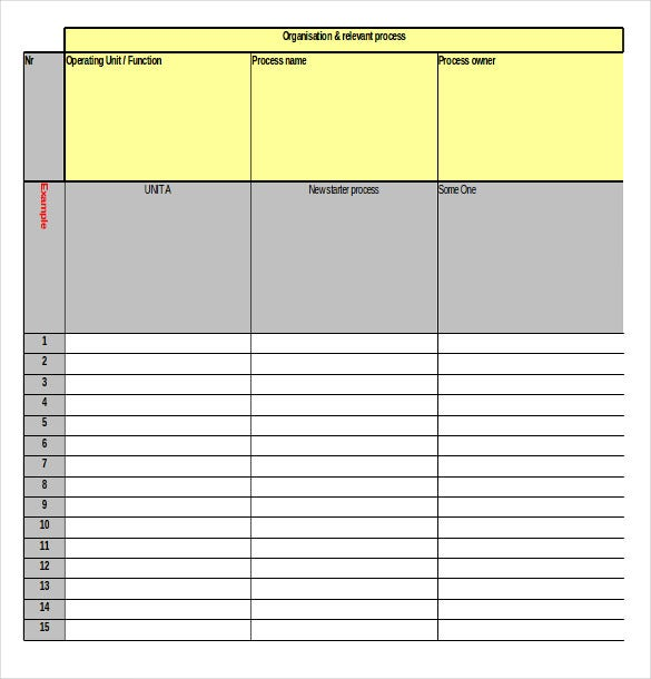 19 computer inventory templates free sample example format