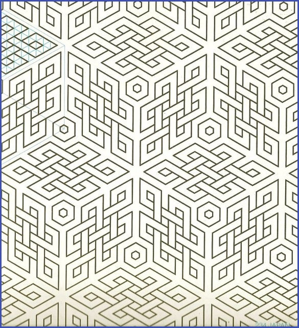 geometric pattern awesome design printable