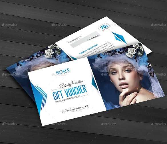 beauty clinic business coupon template download
