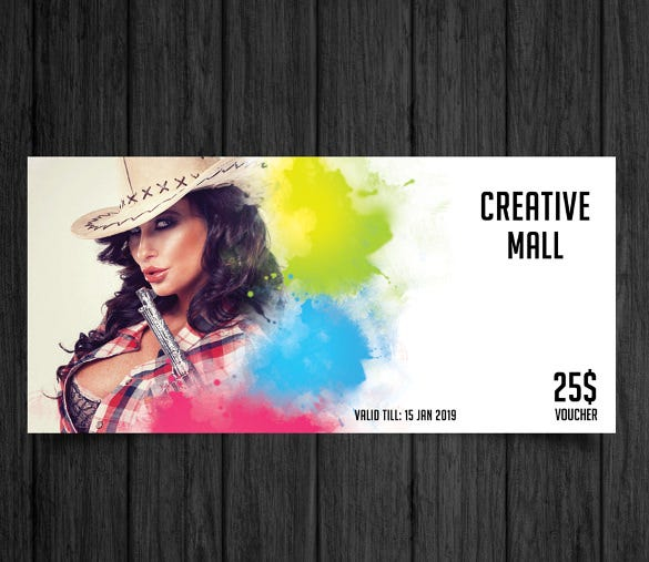 creative mail business coupon download