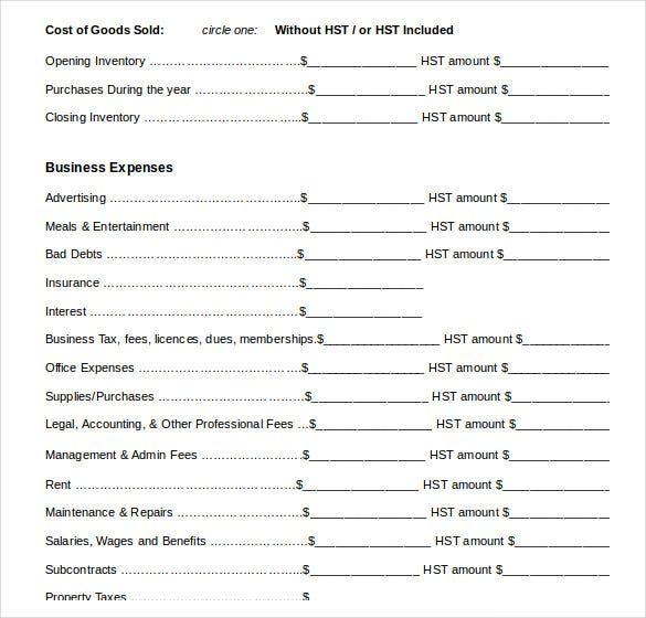14 Estate Inventory Templates Free Sample Example Format – Business Inventory Template