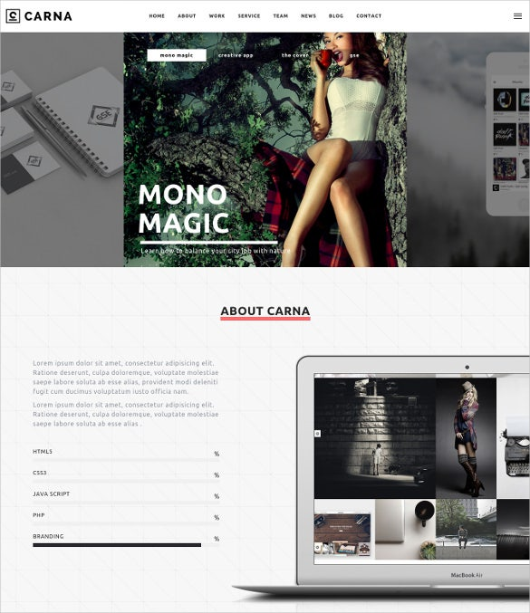 responsive multi purpose wordpress theme